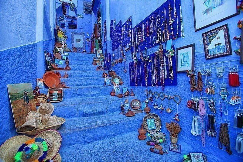 Chefchaouen-The-Blue-City-Morocco