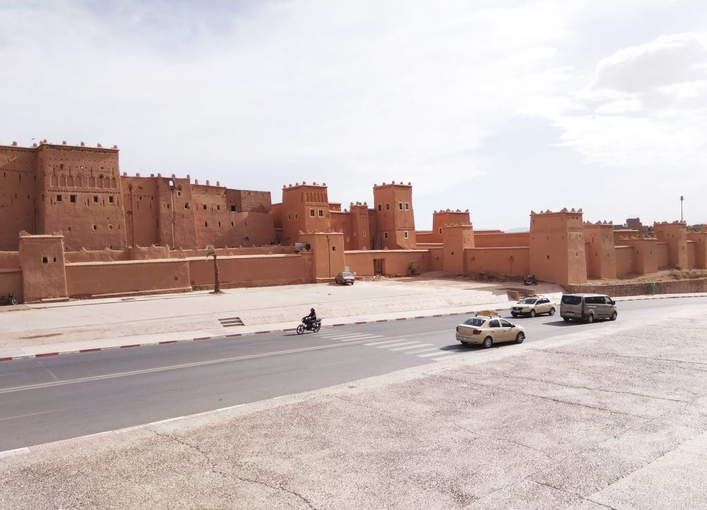 The Kasbah Of Ouarzazate City The Hollywood Of Morocco
